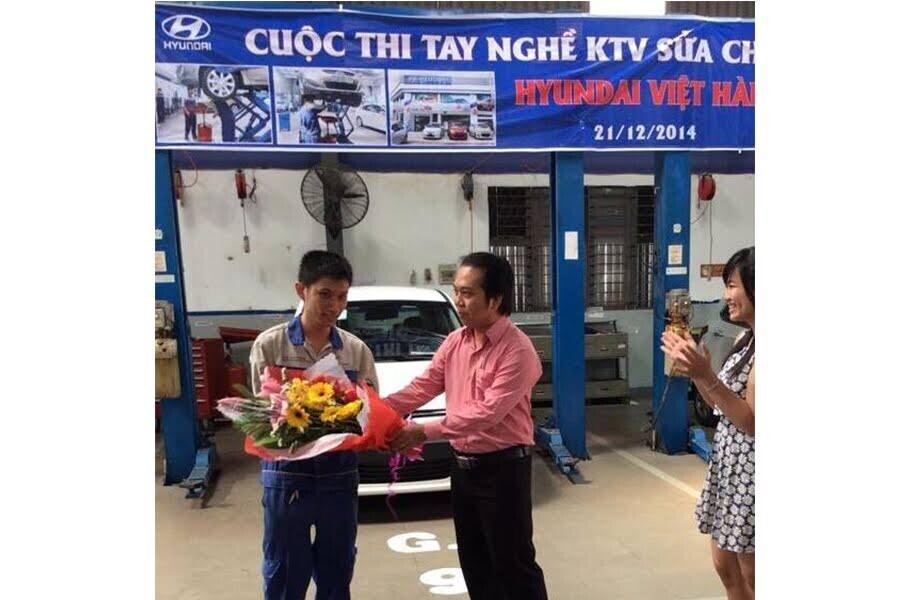Đại Lý Hyundai Việt Hàn Quận Thủ Đức TPHCM - Hình 4