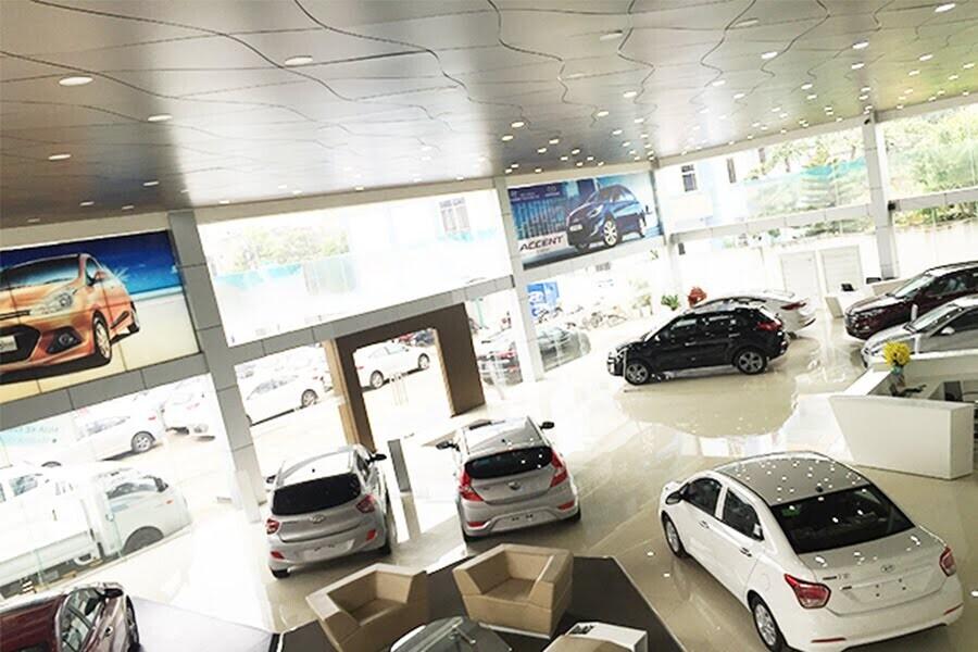 Đại Lý Hyundai Việt Trì Phường Vân Phú Phú Thọ - Hình 2