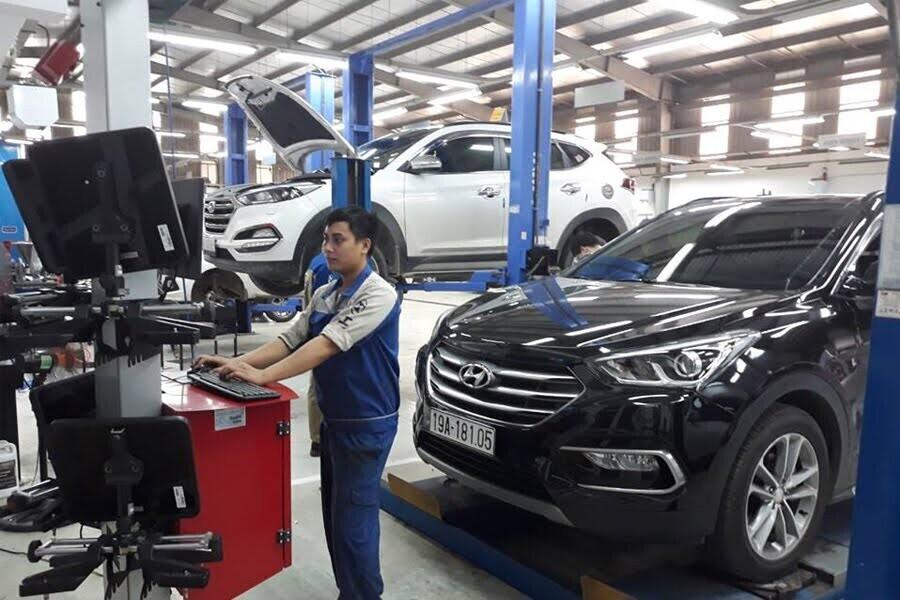 Đại Lý Hyundai Việt Trì Phường Vân Phú Phú Thọ - Hình 3