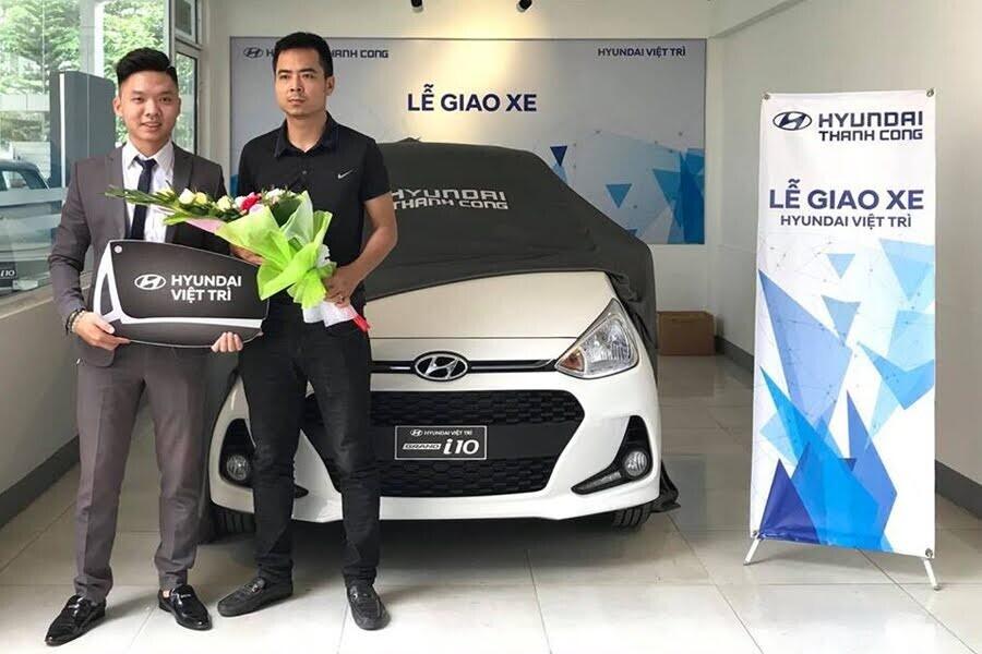 Đại Lý Hyundai Việt Trì Phường Vân Phú Phú Thọ - Hình 4