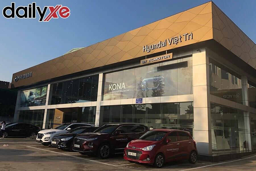 Đại Lý Hyundai Việt Trì Phường Vân Phú Phú Thọ - Hình 1
