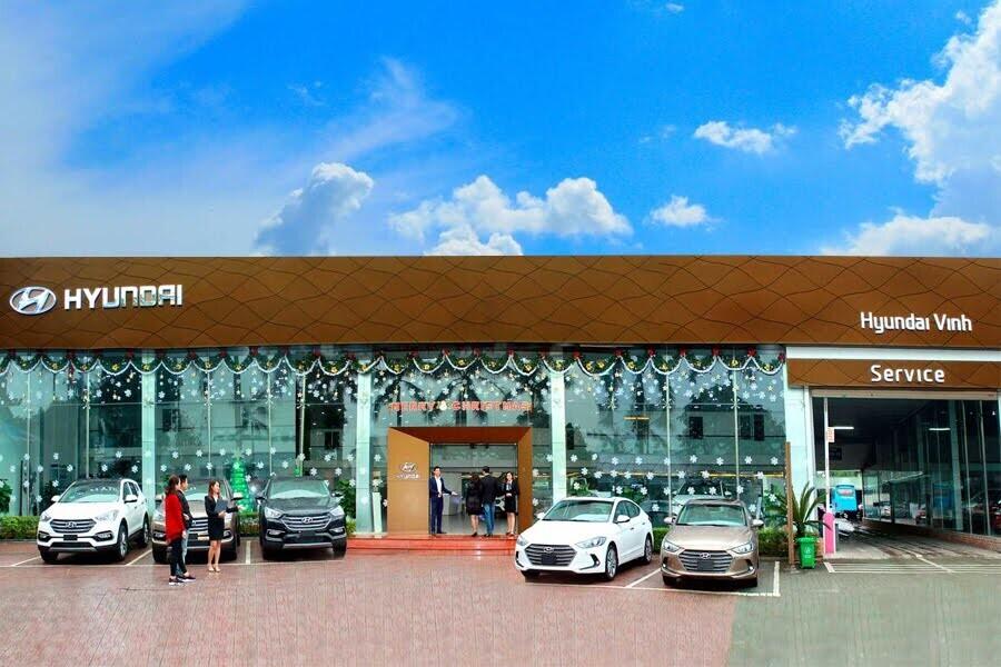 Đại Lý Hyundai Vinh TP Vinh Nghệ An - Hình 1