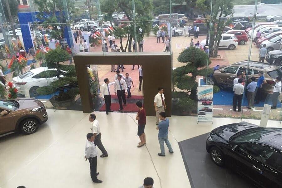 Đại Lý Hyundai Vinh TP Vinh Nghệ An - Hình 2
