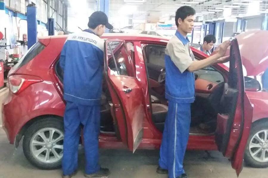 Đại Lý Hyundai Vinh TP Vinh Nghệ An - Hình 3