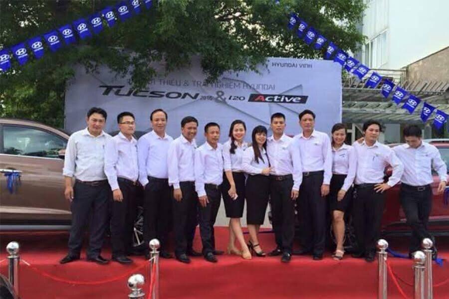 Đại Lý Hyundai Vinh TP Vinh Nghệ An - Hình 4