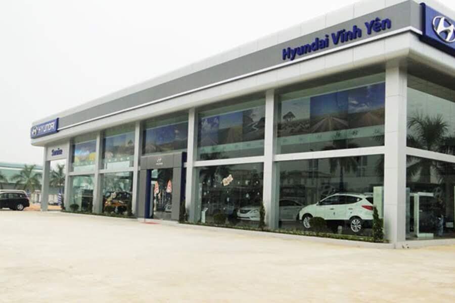 Đại Lý Hyundai Phường Khai Quang Vĩnh Phúc - Hình 1