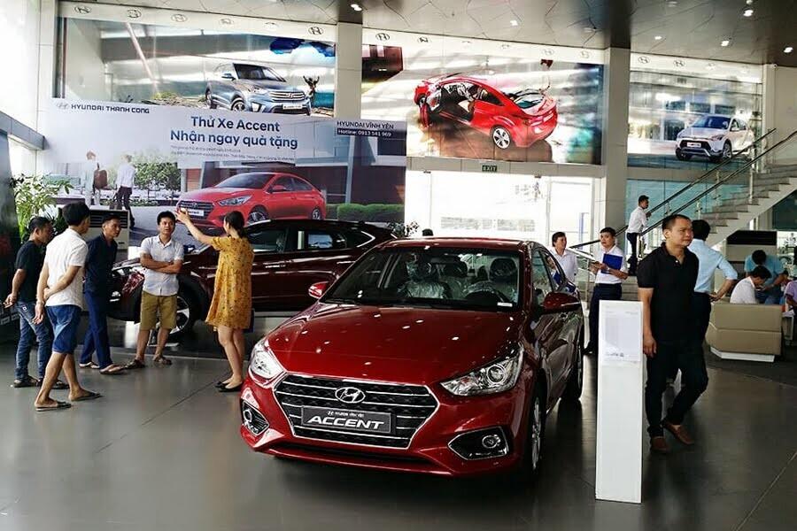 Đại Lý Hyundai Phường Khai Quang Vĩnh Phúc - Hình 2