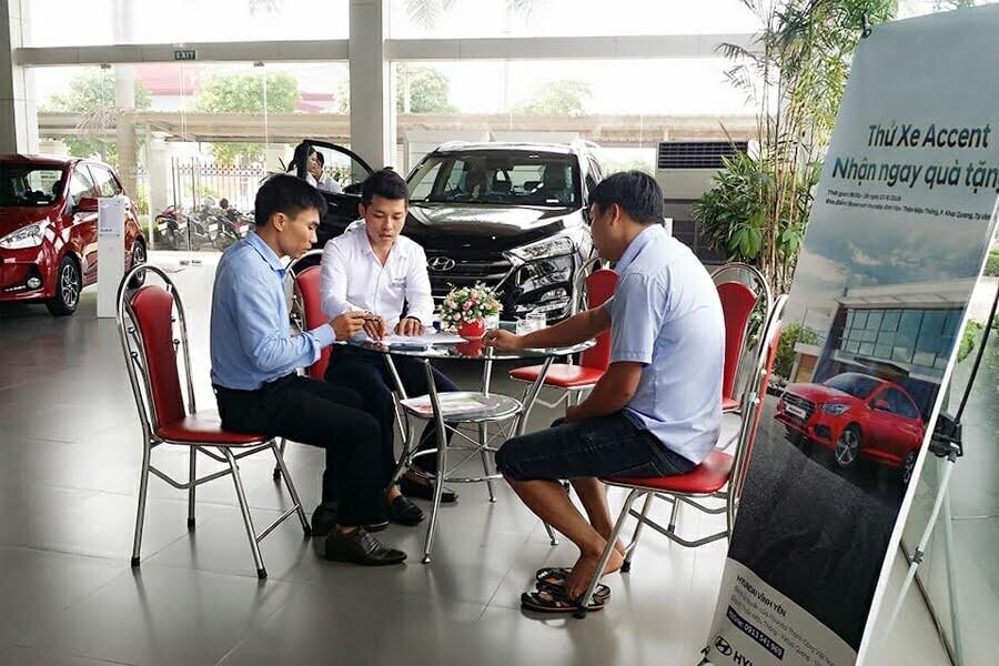 Đại Lý Hyundai Phường Khai Quang Vĩnh Phúc - Hình 4