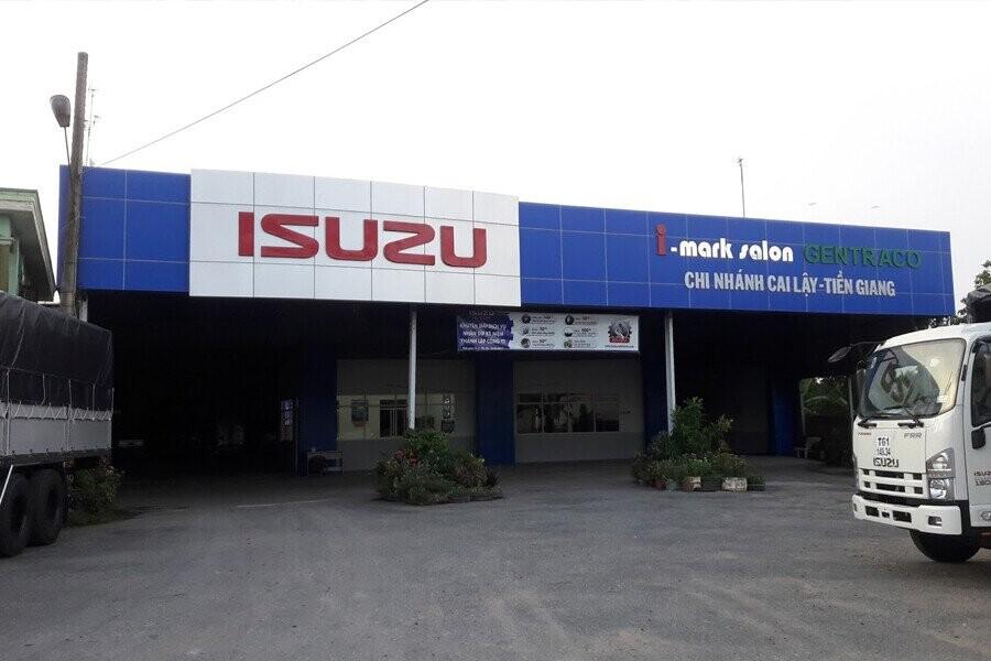 Isuzu An Khánh - Tiền Giang