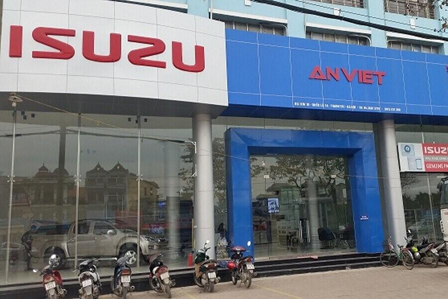 Isuzu An Việt