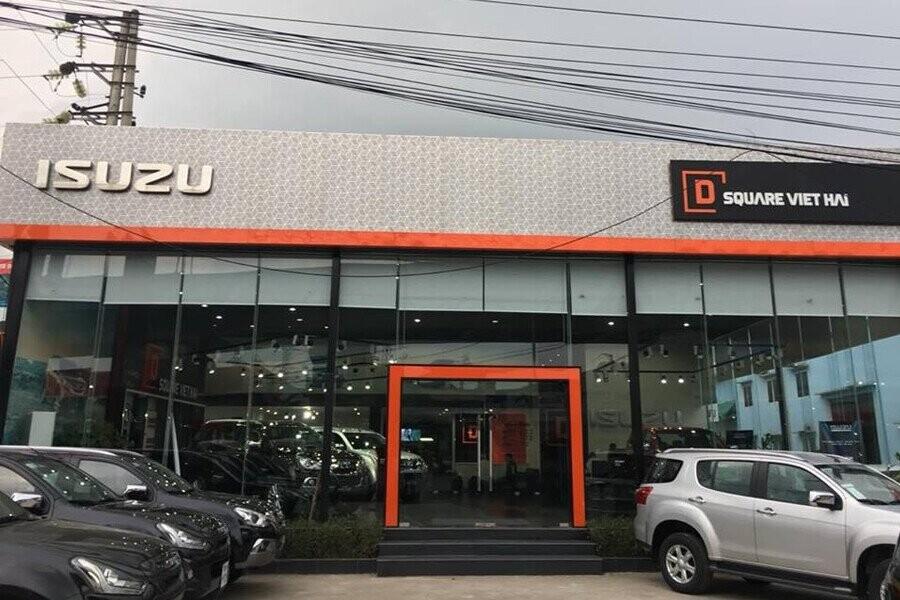 Mặt tiền Showroom Isuzu D-SQUARE Việt Hải