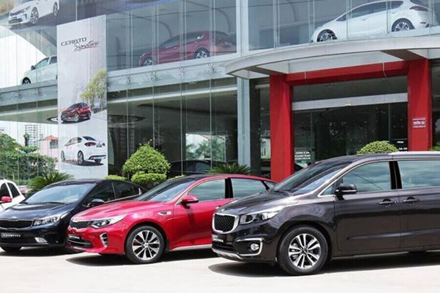Các mẫu xe đa dạng
