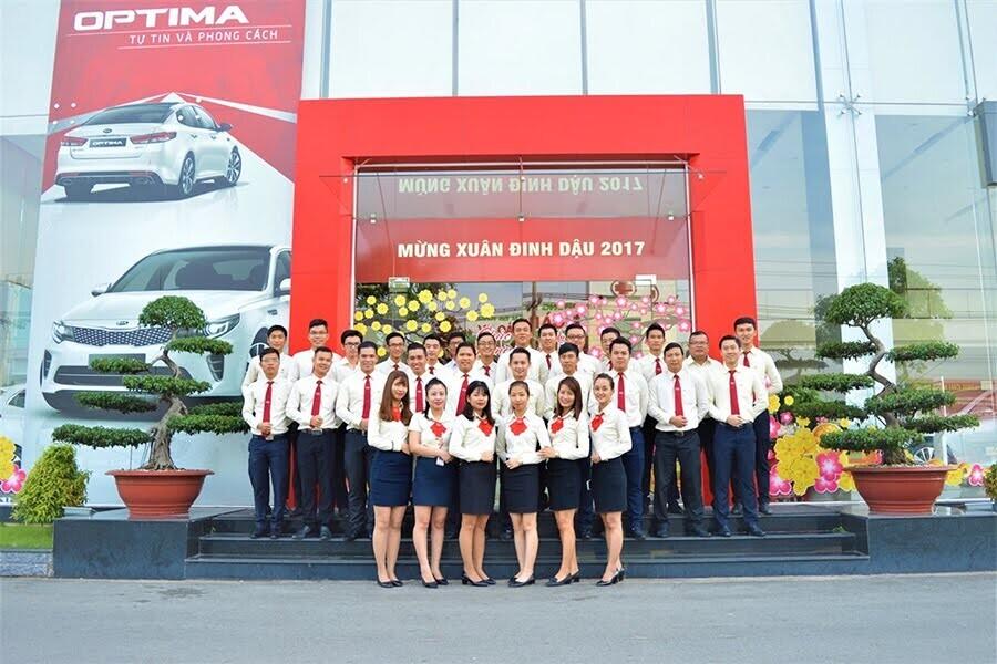 Đại Lý Kia Bình Dương Thị Xã Thuận An Bình Dương - Hình 4