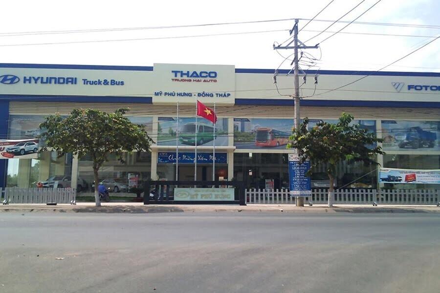 Đại Lý Kia Đồng Tháp Tp.Cao Lãnh Đồng Tháp - Hình 1