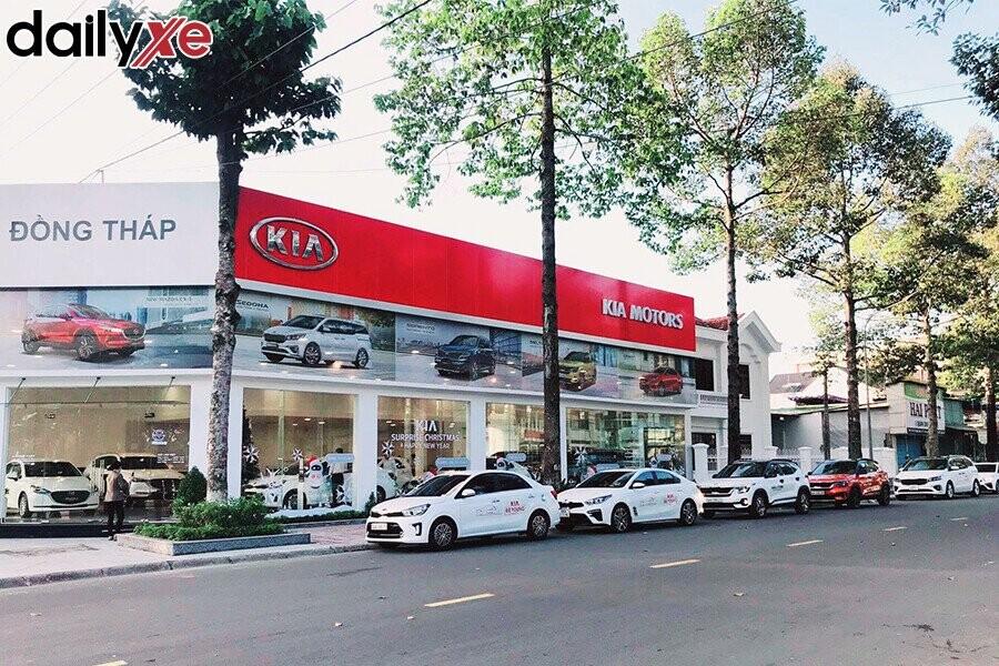 Showroom KIA Đồng Tháp