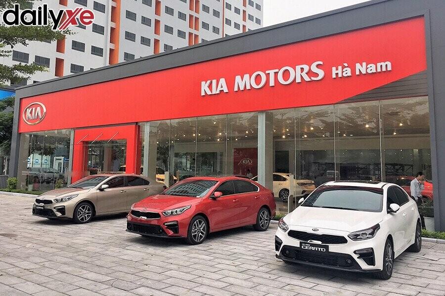 Showroom KIA Hà Nam