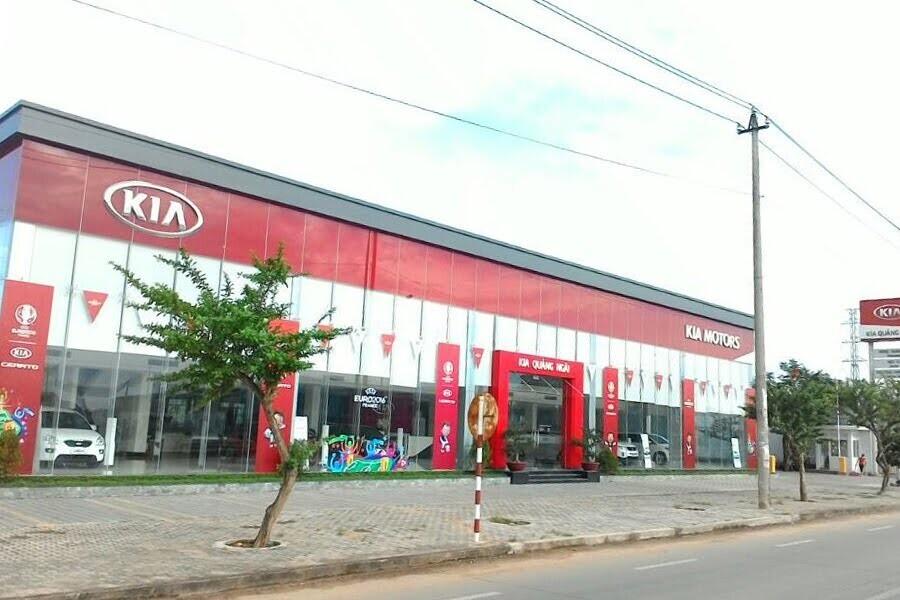 KIA Quảng Ngãi