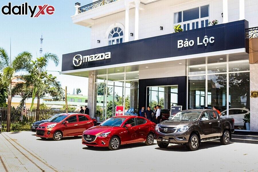 Showroom Mazda Bảo Lộc