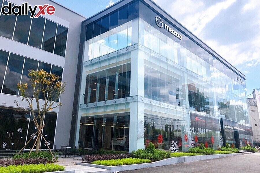 Showroom Mazda Biên Hoà - Đồng Nai