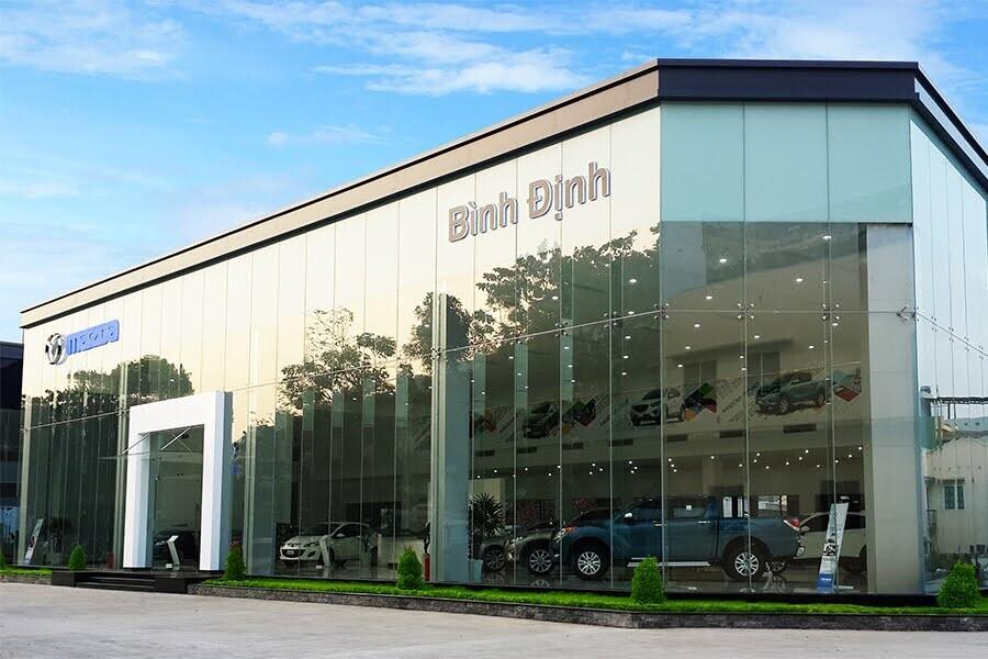 Đại Lý Mazda Bình Định Thành Phố Quy Nhơn Bình Định - Hình 1