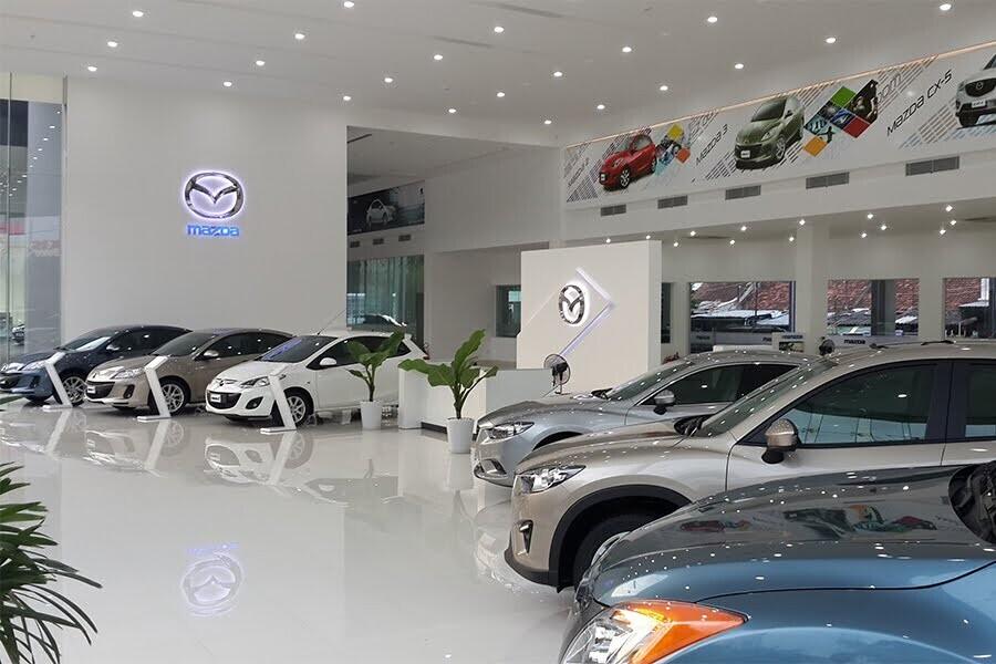Đại Lý Mazda Bình Định Thành Phố Quy Nhơn Bình Định - Hình 2