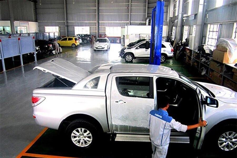Đại Lý Mazda Bình Định Thành Phố Quy Nhơn Bình Định - Hình 3