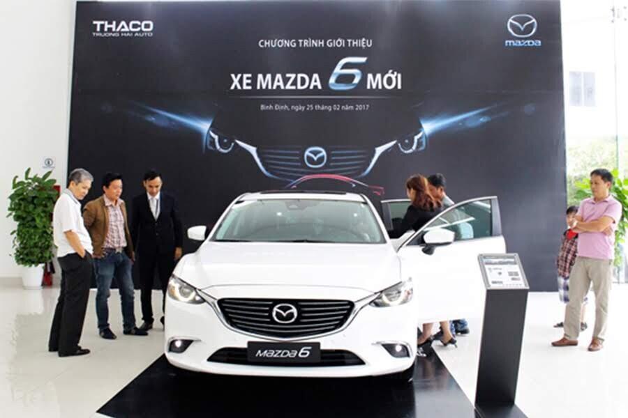Đại Lý Mazda Bình Định Thành Phố Quy Nhơn Bình Định - Hình 4