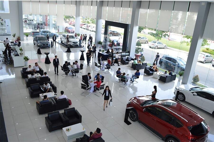 Đại Lý Mazda Bình Dương Thuận An Bình Dương - Hình 2