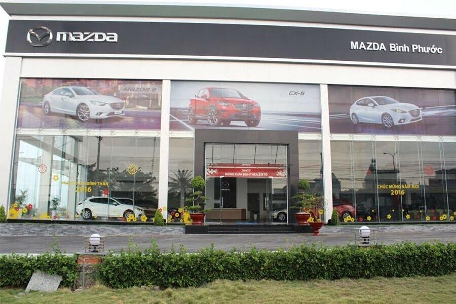 Đại Lý Mazda Bình Phước Thị Xã Đồng Xoài Bình Phước - Hình 1