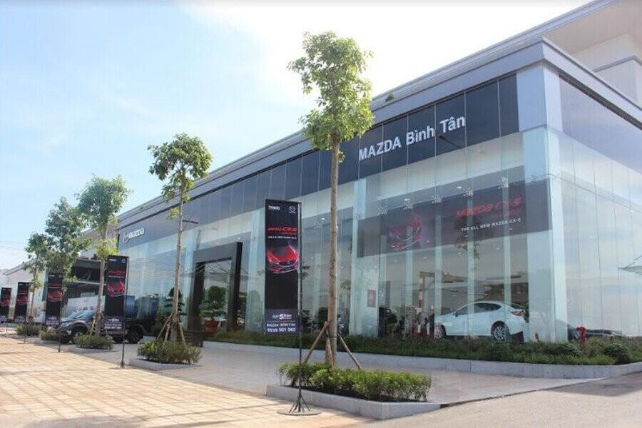 Tổng quan Showroom Mazda Bình Tân