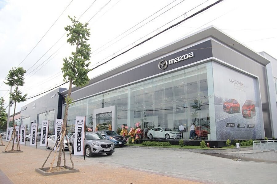 Đại Lý Mazda Cần Thơ Quận Cái Răng Cần Thơ - Hình 1