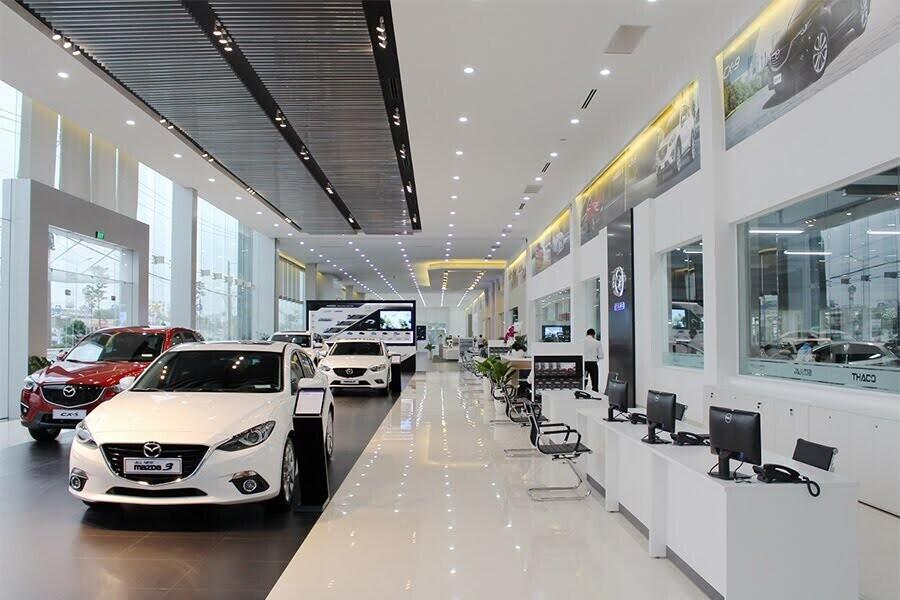 Đại Lý Mazda Cần Thơ Quận Cái Răng Cần Thơ - Hình 3