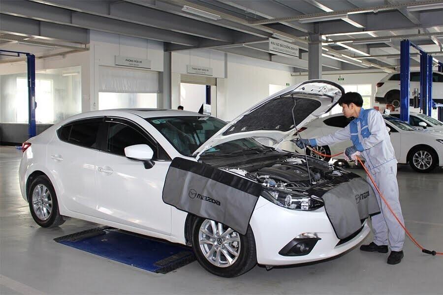 Đại Lý Mazda Cần Thơ Quận Cái Răng Cần Thơ - Hình 2