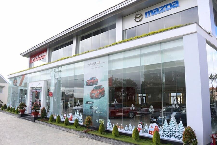 Đại Lý Mazda Đà Lạt TP Đà Lạt Lâm Đồng - Hình 1