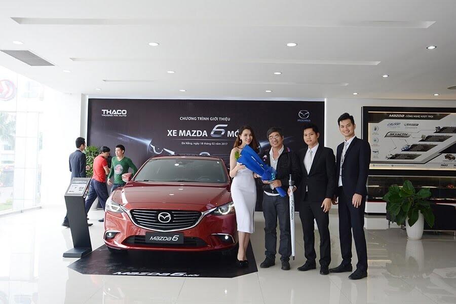 Đại Lý Mazda Đà Nẵng Quận Thanh Khê Đà Nẵng - Hình 3