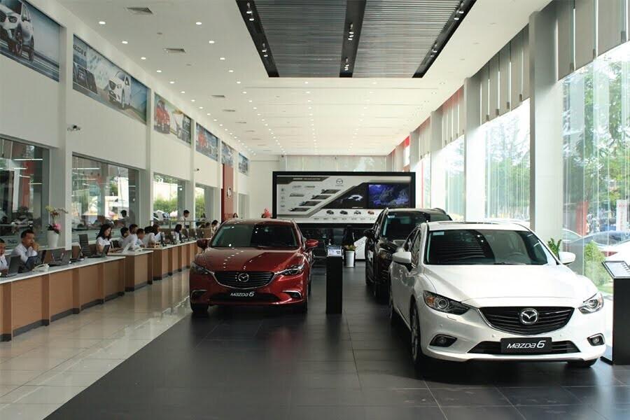 Đại Lý Mazda Đak Lak Thành Phố Buôn Ma Thuộc Đak Lak - Hình 2