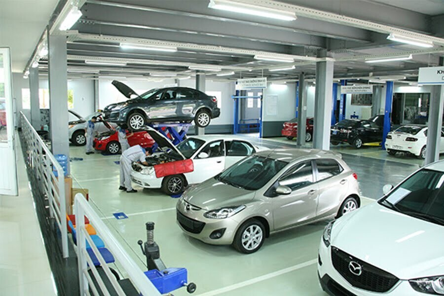 Đại Lý Mazda Đak Lak Thành Phố Buôn Ma Thuộc Đak Lak - Hình 3