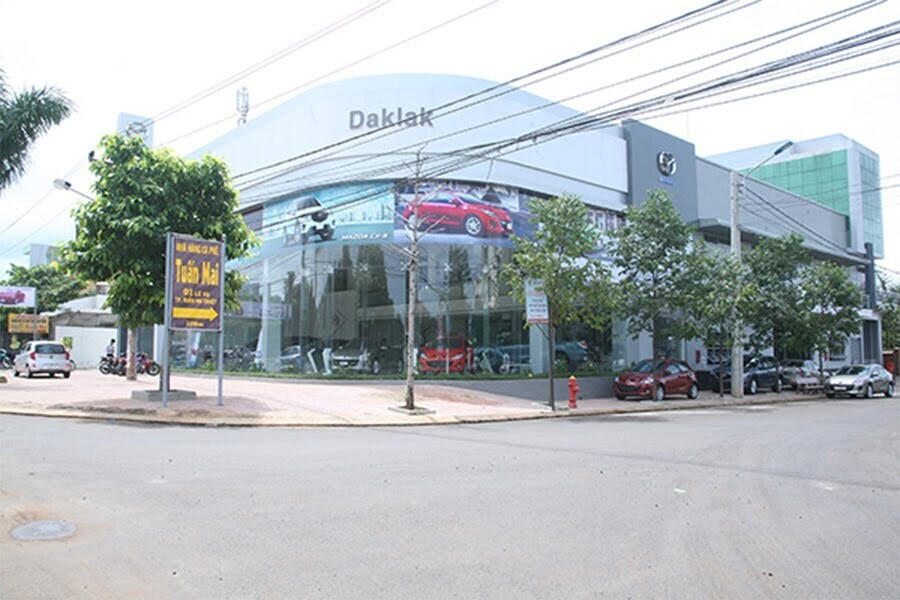 Mazda Đắk Lắk