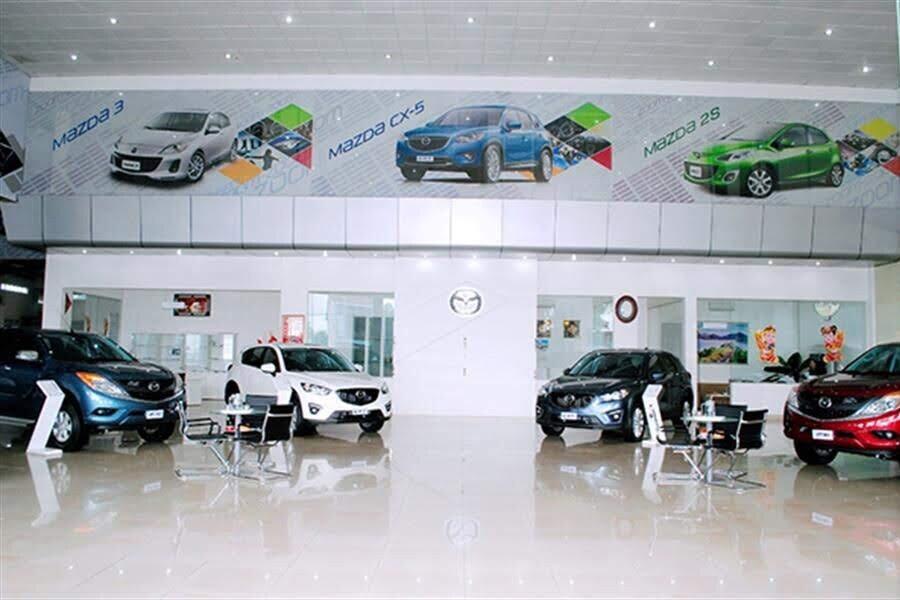 Đại Lý Mazda Gia Lai