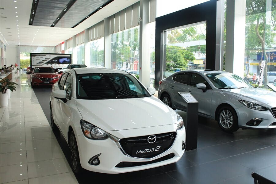 Đại Lý Mazda Gò Vấp Quận Gò Vấp TPHCM - Hình 2