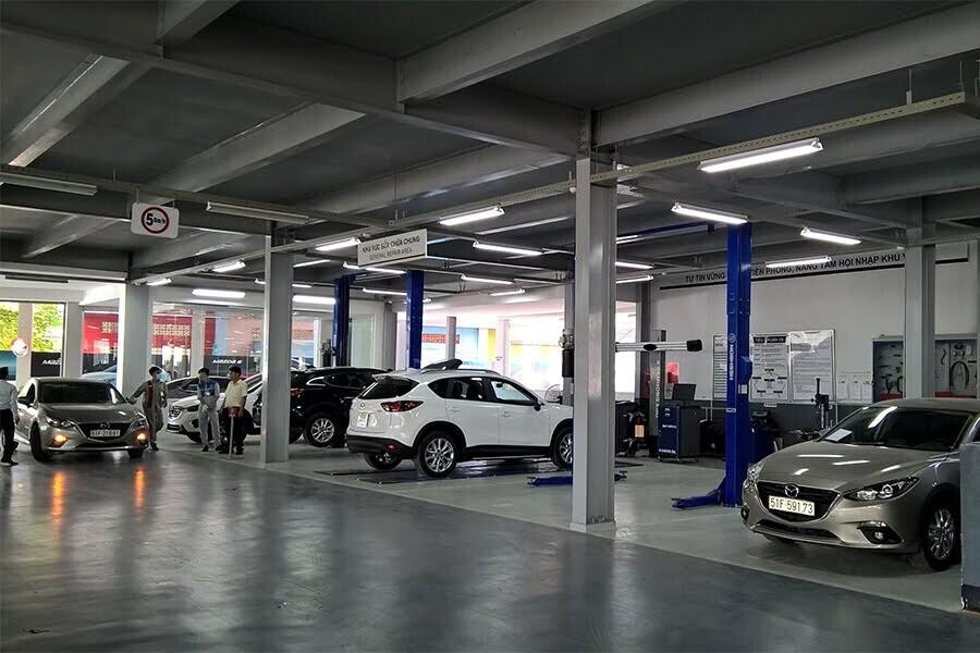 Đại Lý Mazda Gò Vấp Quận Gò Vấp TPHCM - Hình 3