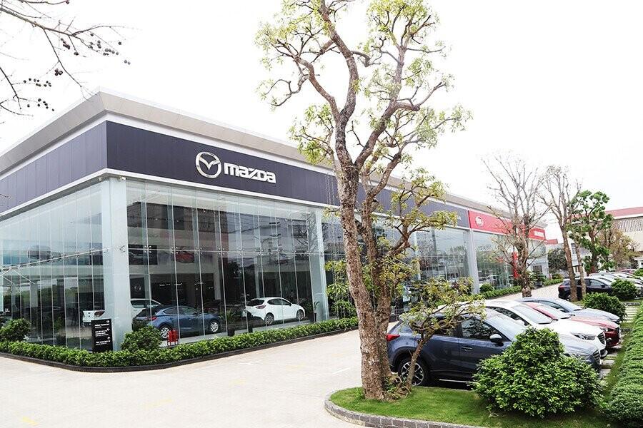 Toàn cảnh Showroom Mazda Hà Tĩnh