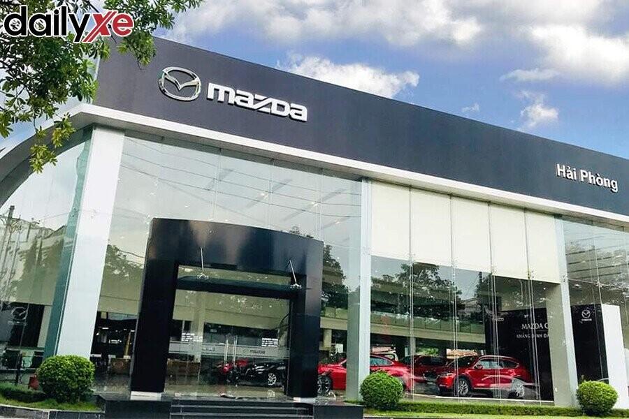 Showroom Mazda Hải Phòng