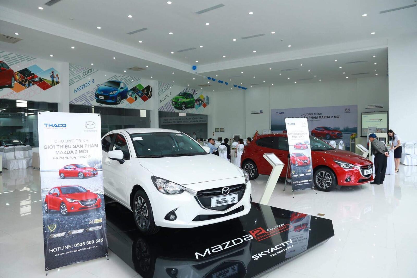 Đại Lý Mazda Hải Phong Quận Ngô Quyền Hải Phòng - Hình 2