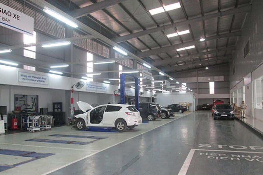 Đại Lý Mazda Hải Phong Quận Ngô Quyền Hải Phòng - Hình 3