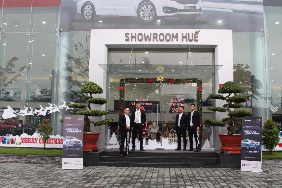 Đại Lý Mazda Huế Thị Xã Hương Thủy Huế - Hình 4