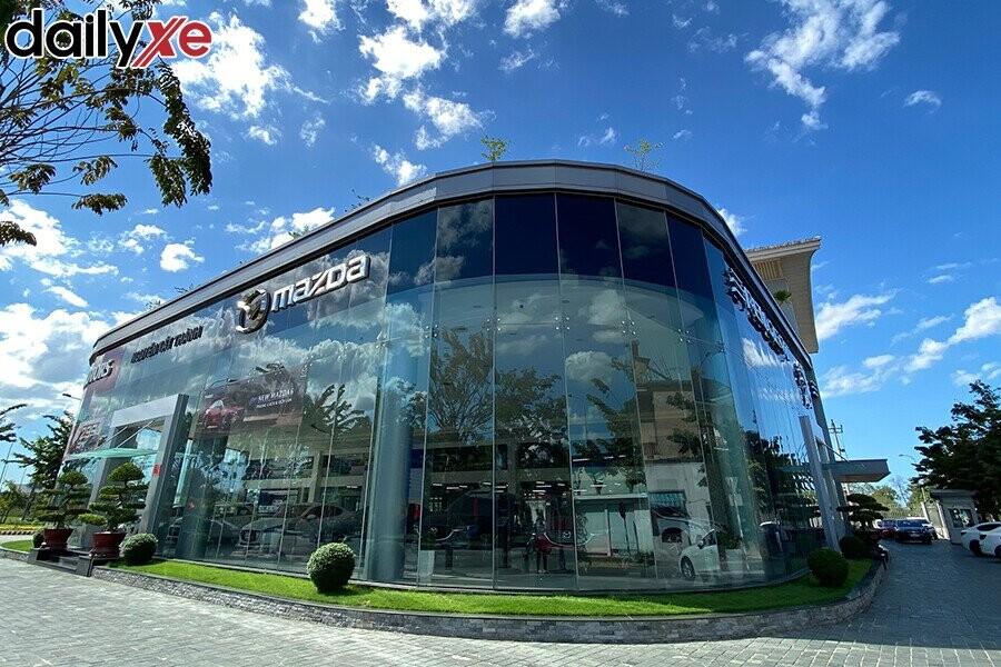 Đại Lý Mazda Huế - Mazda Nguyễn Tất Thành