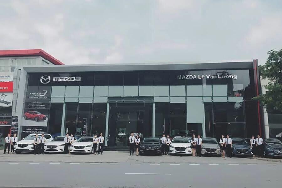 Đại Lý Mazda Lê Văn Lương Quận Thanh Xuân Hà Nội - Hình 1