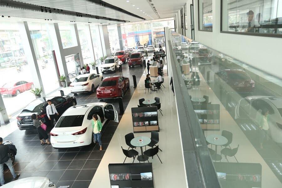 Đại Lý Mazda Lê Văn Lương Quận Thanh Xuân Hà Nội - Hình 3