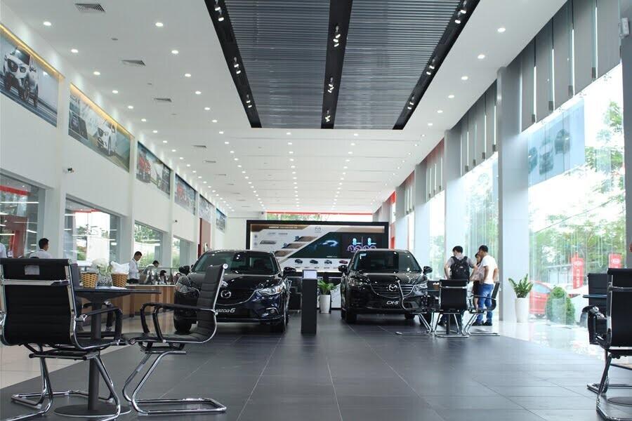 Đại Lý Mazda Lê Văn Lương Quận Thanh Xuân Hà Nội - Hình 2